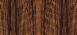 Black Figured Limba Veneered Doors
